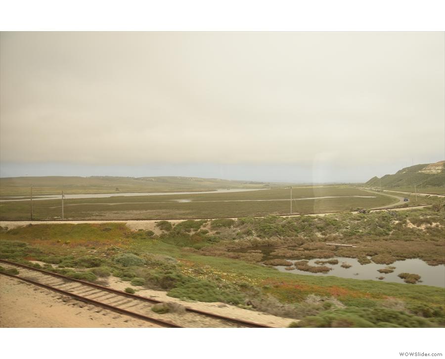 This is Ocean Beach Park, where a branch line runs off to...