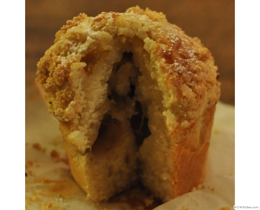 Soho's Foxcroft and Ginger: the best muffins in the world?