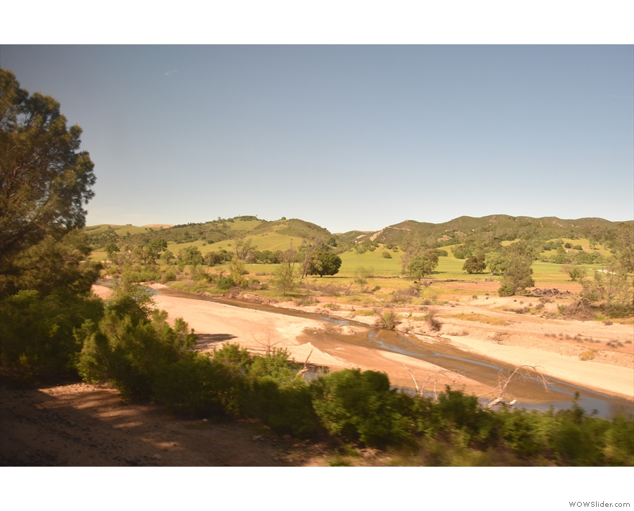 I'm pretty sure that this is the Salinas River...