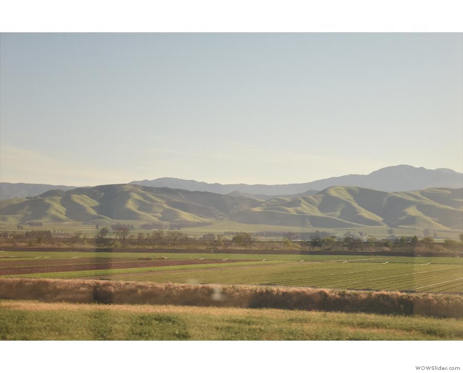 Extra hills.