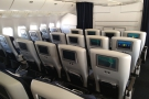 This is a more modern fit out than the 777-200 I flew on at the end of January.