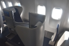 Meanwhile, if you'd booked this seat (12K) hoping for a window, you'd be disappointed!