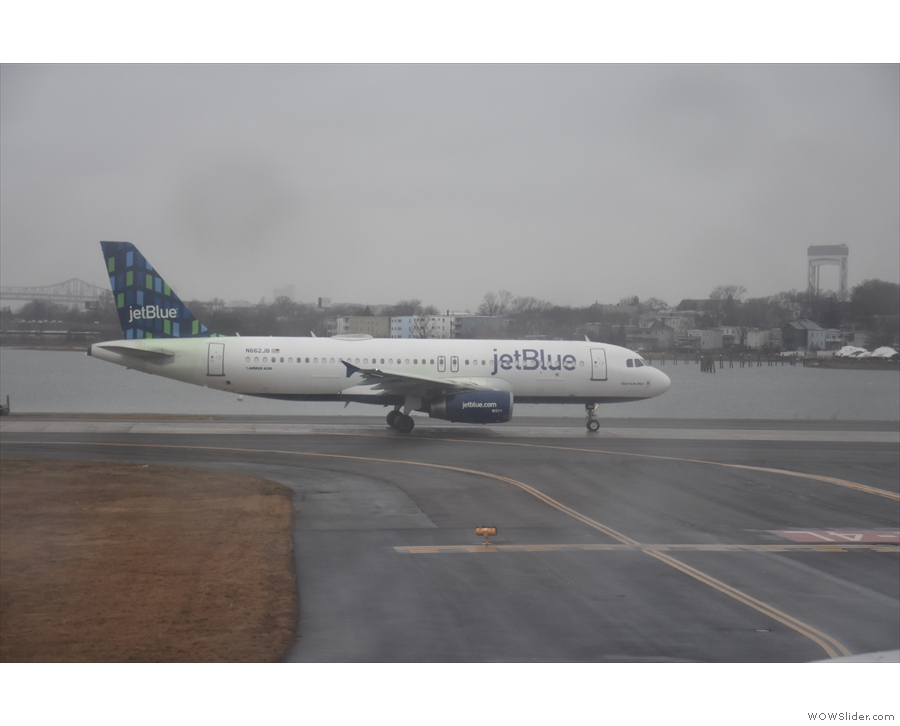 ... before the next one in line, from jetBlue, steps up.
