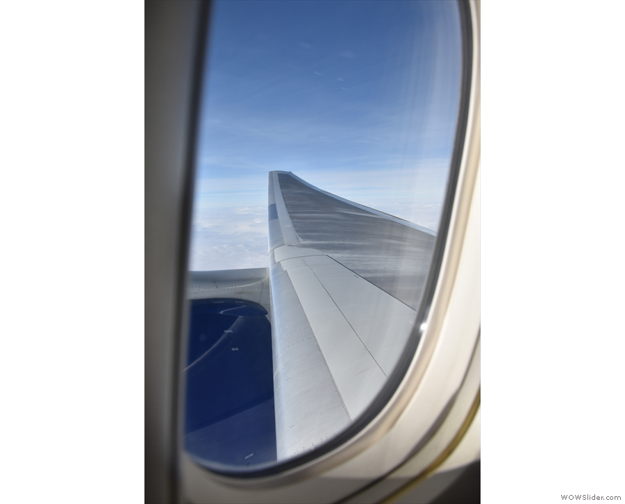 Am I the only one who thinks the wing is way too narrow to support something this size?