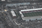 ... while closer to hand, here's Griffin Park, the home of Brentford Football Club.