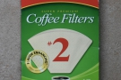 The ridge-bottomed filters all take the same papers. These are actually Melitta papers...