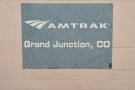 Our first stop in Colorado, Grand Junction. Although 'Not-So-Grand' Junction might be...