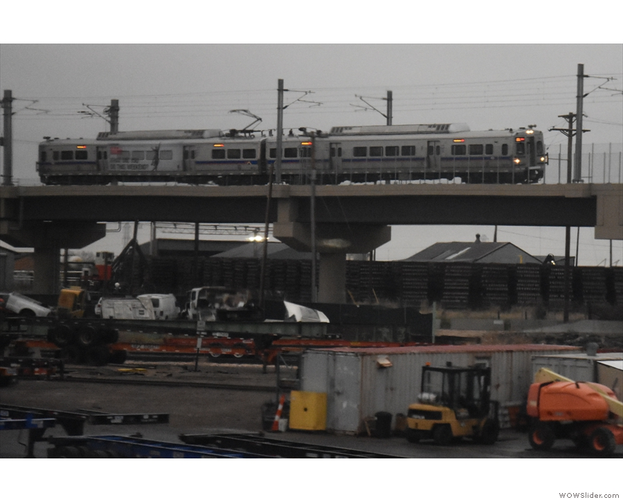 We're getting closer: here's Metro Denver, the city's urban commuter rail.