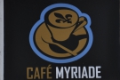 Cafe Myriade, loud and proud in downtown Montreal