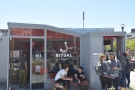 I also called into Ritual Coffe Roasters in Hayes Valley.
