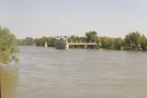 Before long, we're crossing the Sacramento River...