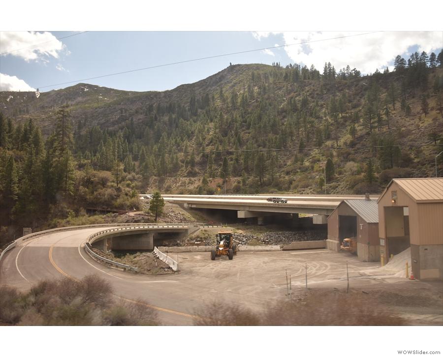 Junction 199 of I80.