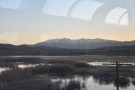 The landscape reminds me of the Grizzly Island wetlands that we crossed earlier in the...
