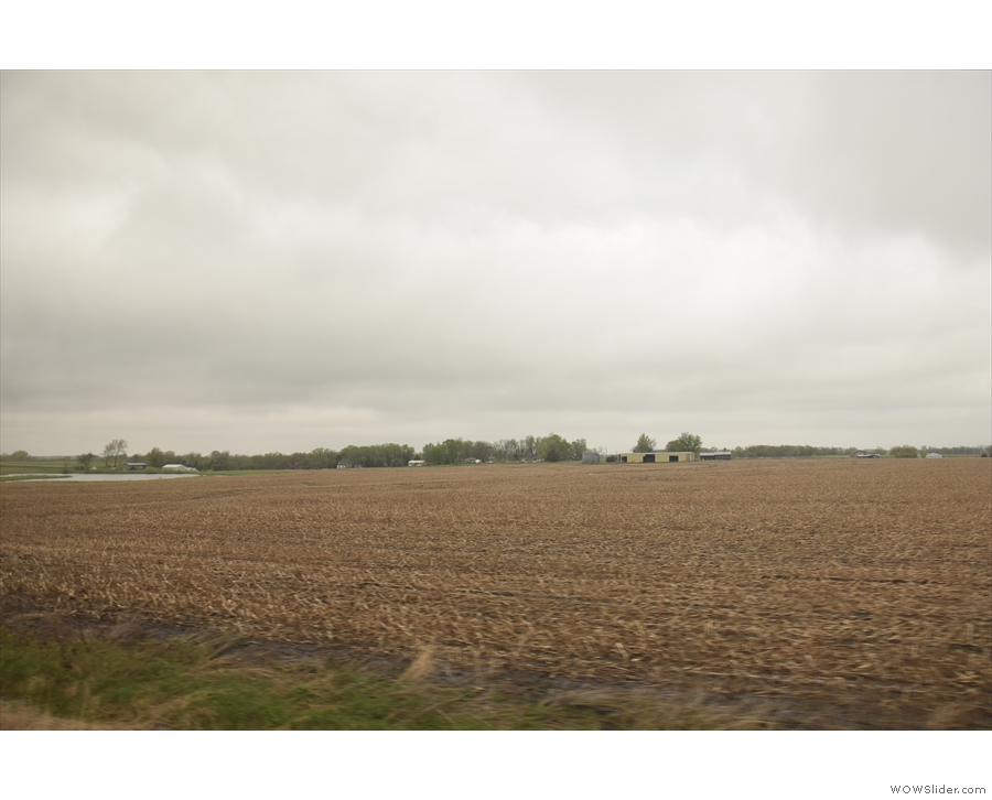 However, just as it had been before Mount Pleasant, it was mostly farmland...