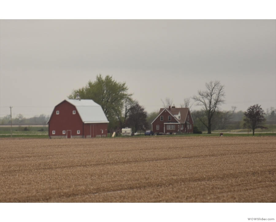 ... along with its barn, is worth a second look.