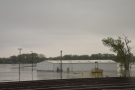 ... flooded by the Mississippi River!