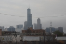 ... which is dominated by the Willis Tower (Sears Tower as was).