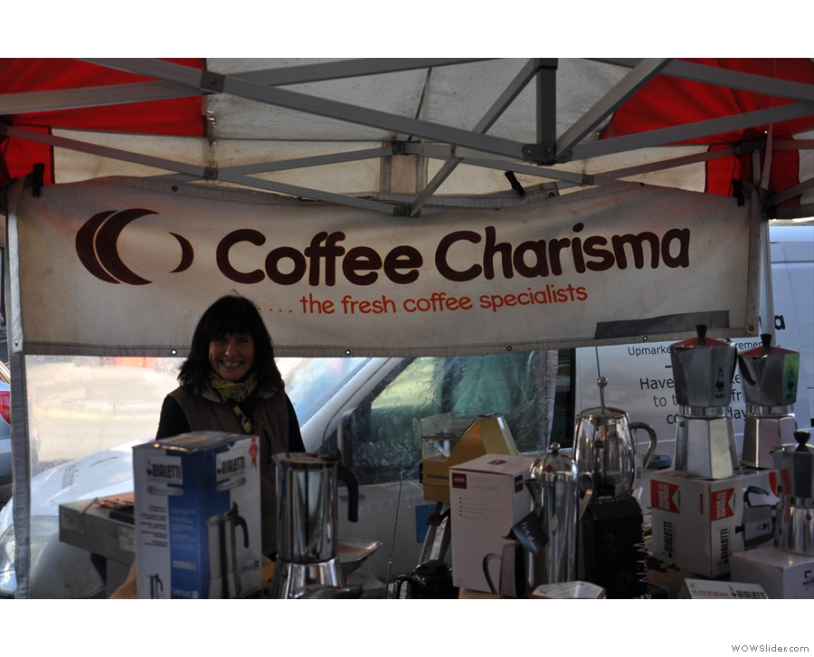 Coffee Charisma: Best Coffee Bean Retailer