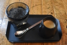 Eugenioides is a rare species of coffee: I didn't much care for it as an espresso...