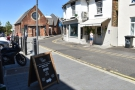Specifically, that open coffee shop over there: Guildford's Canopy Coffee.