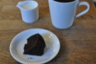 Sod it, just chuck in a slice of chocolate cake and hope no-one will notice!
