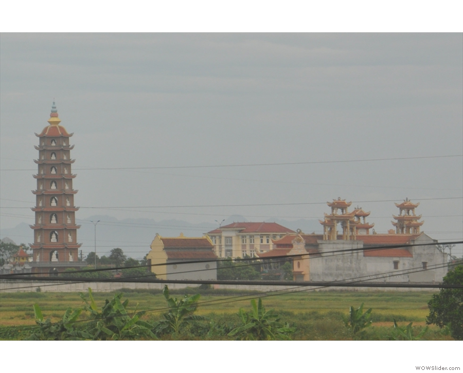 I love the pagoda.