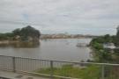 We cross the Đáy River...