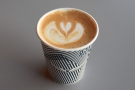 For me, cups will be a big part of the experience. As a sit-in customer in Intelligentsia...