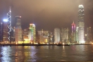 My only previous visit to Hong Kong was in 2008, when I was struck by harbour skyline.