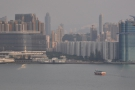 The First Ferry goes to Hung Hom in Kowloon every 30 minutes.