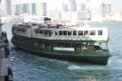 The other ferry I regularly caught was the Star Ferry from Central/Wan Chai to Kowloon.