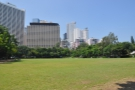 Talking of green spaces, this is Victoria Park, in the heart of Causeway Bay.