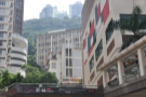 Hong Kong is a very three dimensional city, with walkways and terraces everywhere.