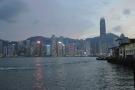 One of my favourite activities is to stand at the Star Ferry terminal in Kowloon...