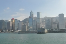 A new addition (since 2008) to the Central skyline is the Hong Kong Observation Wheel.
