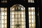 ... as well as the windows. This one was on the main staircase...