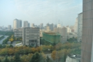 When I returned the following year, I could see the same towers from my hotel in Pudong.