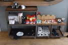 As well as the bike, there's more coffee-related kit, includiung more KeepCups.