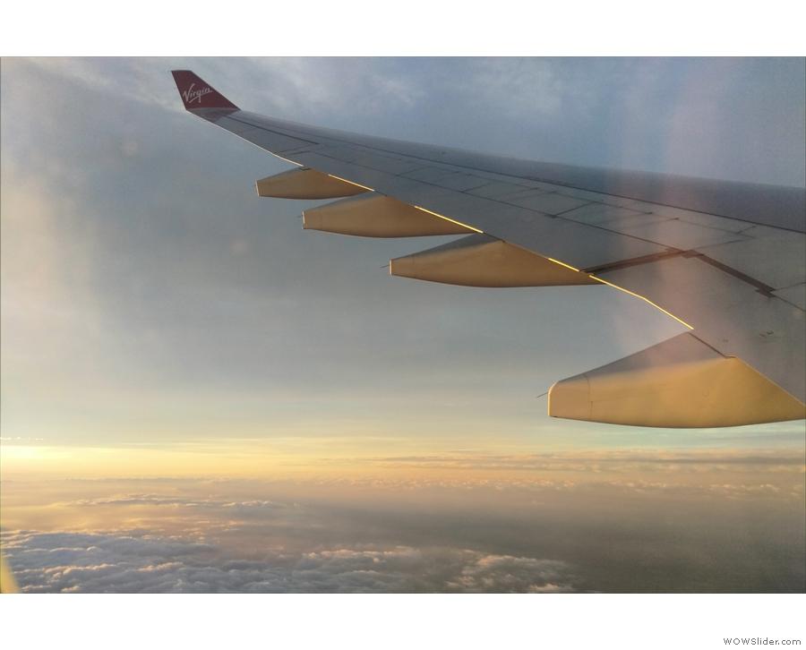 Nice wing-tip.