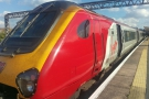 ... where I changed onto another Virgin train, a Super Voyager, to take me to Chester...
