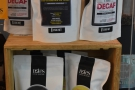 ... which includes Notes' range of single-origin coffee beans.