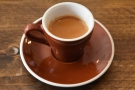 I had an espresso, opting for Ozone's naturally-processed Ethiopian, although...