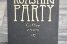 The Roasting Party, aka Party on Pavilion!