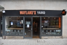 Wayland's Yard in Birmingham, reopened after the COVID-19 shutdown and looking...