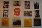 During my latest visit, the display was 'Ain't No Time To Hate', a collaboration between...