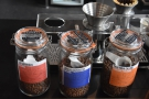 ... while now it uses the Kalita Wave filter. These days, the beans are displayed on the...