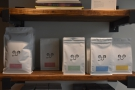 ... books, merchandise, HuskeeCups and retail bags of coffee, all of which is roasted...