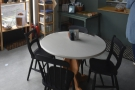 And the round table in more detail.