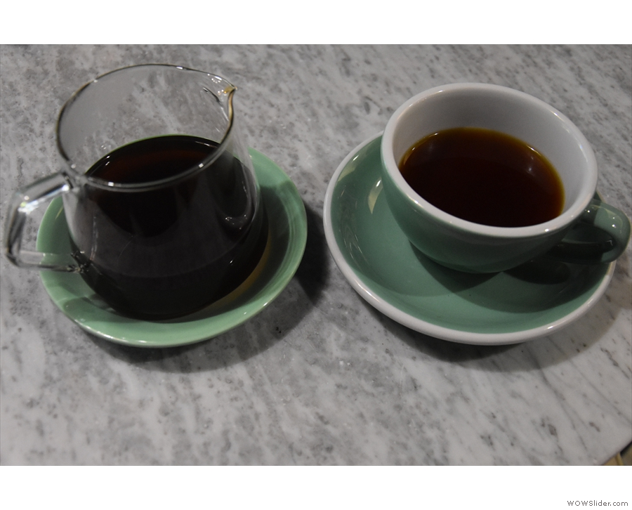 ... a lovely, well-rounded, naturally-process El Salvadorian.
