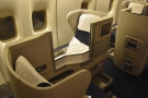 ... again flying business class (or Club World as it is called by British Airways).